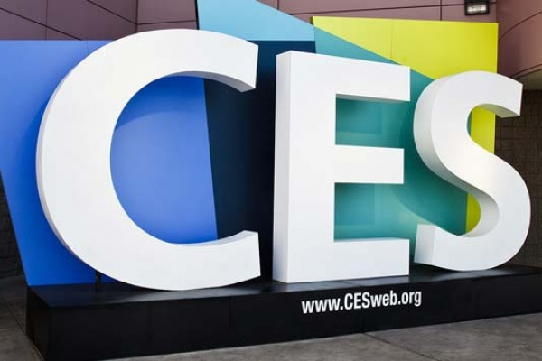 CES in Las Vegas