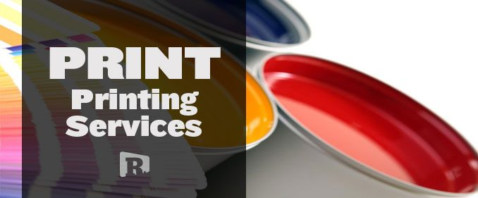 Richardson Marketing Printing Services