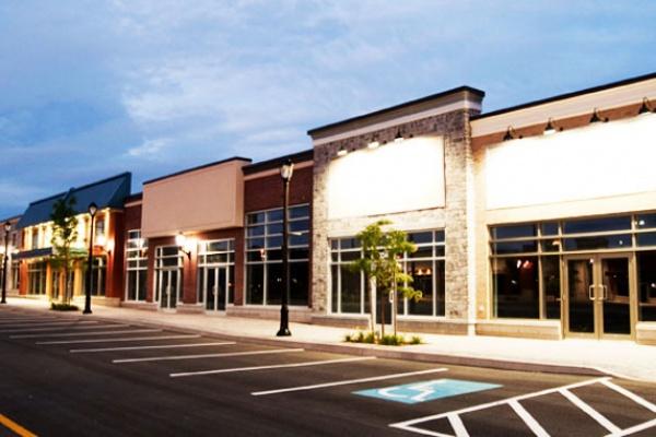 Empty Retail Storefronts