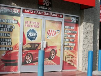 Window Graphics Wrap in Henderson Nevada